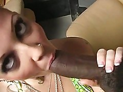 Big titted slut gefts a hard gangbang