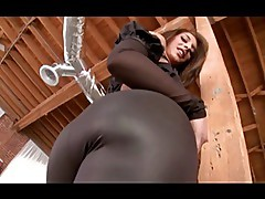 PHAT BOOTY POUNDED