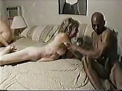 Husband like watch his wife fuck a black bull