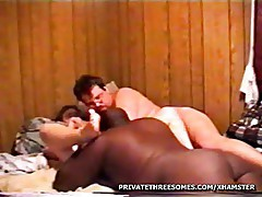 Double Teamed by Husband and Friend