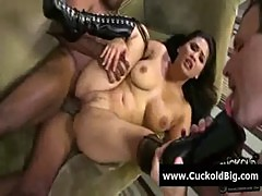 Cuckold Sesions - Hardcore porn and interracial sex 11